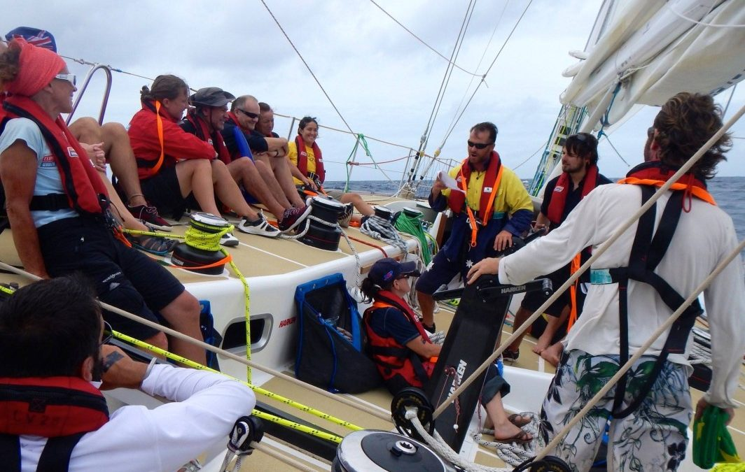 My Clipper Family – sailing on a slow boat to China!
